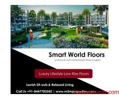 Smart World Floors An Upcoming Project At Sector 59, Gurugram