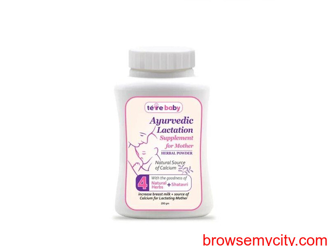 Ayurvedic Medicine to Increase Breast Milk - 1/1