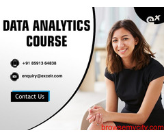 ExcelR - Data Analytics Courses  In Chennai