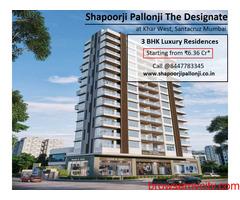 Shapoorji Pallonji The Designate Khar West Santacruz Mumbai