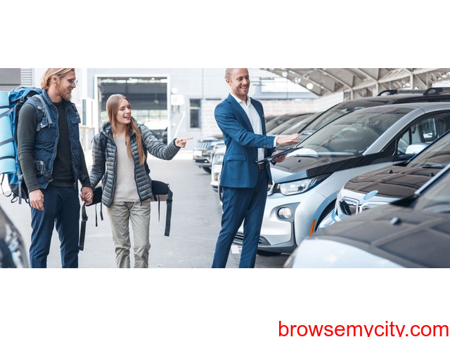 online car rental booking - 1/2