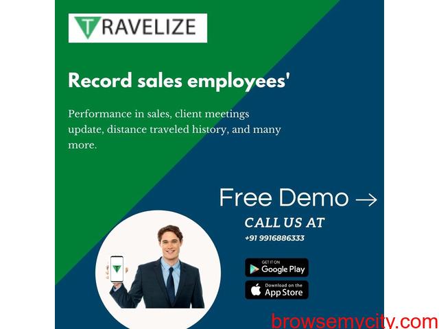 Employee Monitoring App - 1/3