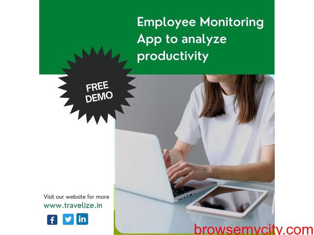 Employee Monitoring App - 2/3