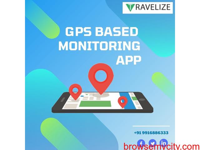 Employee Monitoring App - 3/3