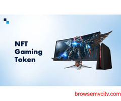 Leverage the expertise of Antier Solutions to build your NFT Gaming Token.