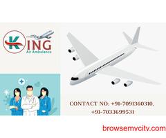 Obtain Air Ambulance Service in Gorakhpur for Easy Airways Transportation