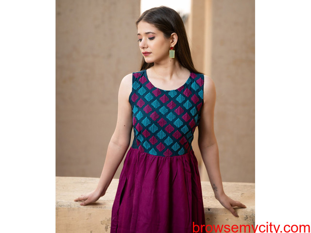 Buy women dresses online in best price at My Closet Story - 1/1