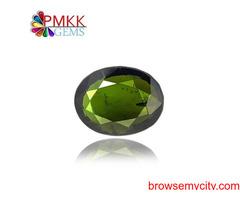 Buy Now Green Tourmaline stone at best price at Pmkk Gems