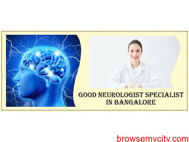 Best Neurologist in Malleswaram Bangalore | Famous - 1/1