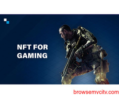 Rely on Antier Solutions: NFT for gaming Industry
