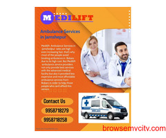 Easy Transportation of Serious Patients by Medilift Ambulance Services in Jamshedpur