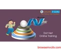 Dot Net Online Training Hyderabad | .Net Online Training