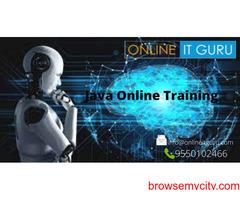 Java Online Training Hyderabad | Core Java Online Course
