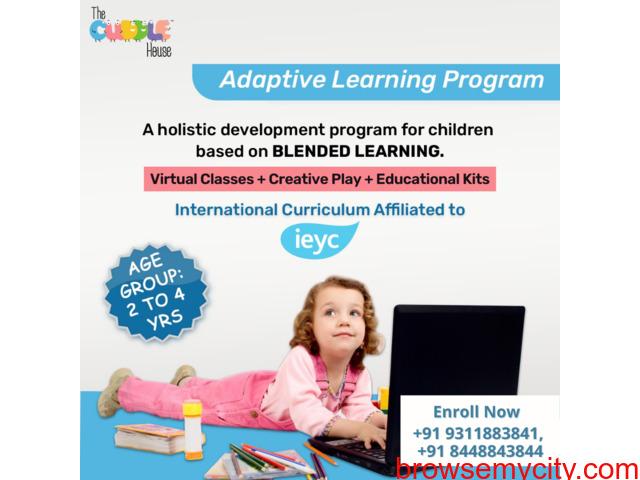 The Cuddle House - Adaptive Learning Program - 1/1