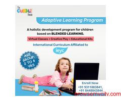 The Cuddle House - Adaptive Learning Program