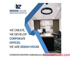 Corporate Office Interior Designer in Delhi NCR