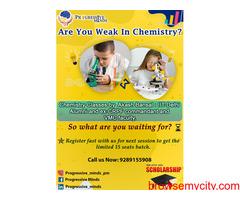 11th Class Chemistry Classes in Delhi | Progressive Minds