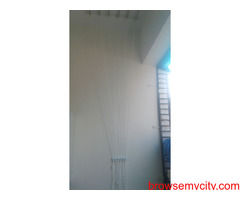 Call 9884325157 for Pulley Cloth Hanger Near Mogappair East, Chennai Pull and Dry Hangers