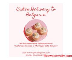 Send Cakes to Belgaum – Online cakes delivery