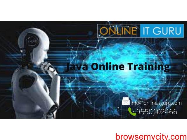 Best Online Java Course | Java Online Classes - 1/1