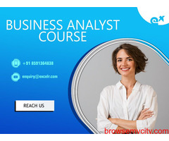 ExcelR - Business Analyst Course  In Chennai