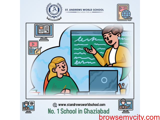 St. Andrews World School Best School in Ghaziabad - 1/3
