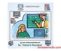 St. Andrews World School Best School in Ghaziabad