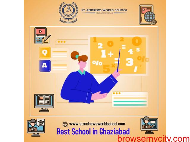 St. Andrews World School Best School in Ghaziabad - 2/3