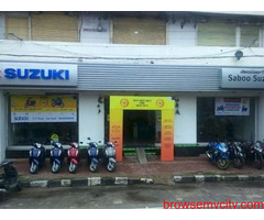 Best Suzuki Bike Showroom in Hyderabad