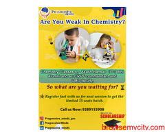 Looking for the best Chemistry coaching in Delhi? Join Progressive Minds Now