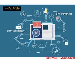 Robotic Process Automation Platform with Power Automate