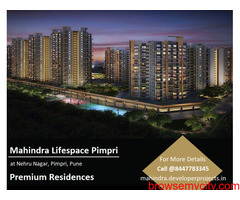 Mahindra Lifespaces Pimpri Nehru Nagar, Pune   The Ultimate in Luxury Living