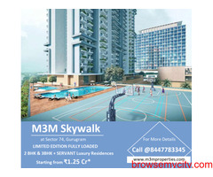 M3M Skywalk Sector 74, Gurugram | Everything Comes in a Choice of Sizes
