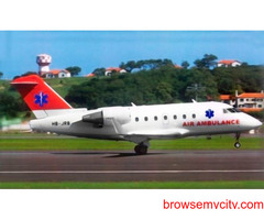 Angel Air Ambulance Service in Delhi with world class Medical facility