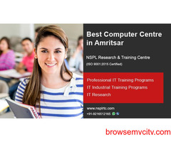 Best Computer Centre in Amritsar | NSPL RTC