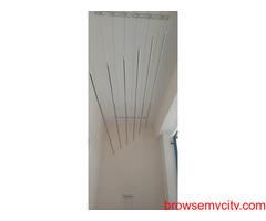 Call 8309419571 for Ceiling Cloth Dry Hanger Near Vertex Panache, Vertex Prime, Vertex Premio