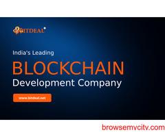 Bitdeal - India's Leading Blockchain Development Services Provider in India