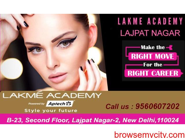Top Makeup Academy in Delhi NCR| Lakme Academy Lajpat Nagar - 1/1