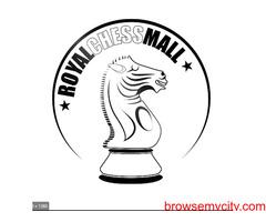 Luxury Staunton Chess Pieces Only Set