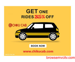 Chiku Cab Provides an Online System of Car Hire in India