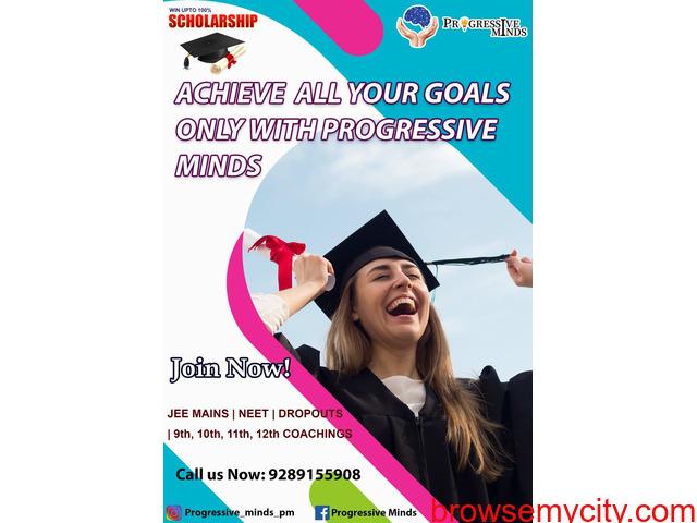 Top 10 Math Coaching Institute in Delhi – Progressive Minds - 1/1