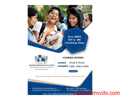 Kick-Start your PUC course with Best PUC college in rt Nagar Bangalore