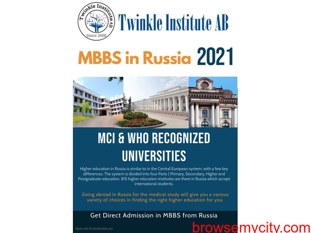 MBBS In Russia For Indian - 1/1