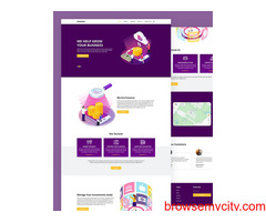 Free Business Website Templates Download