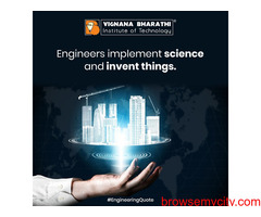 Best Engineering College In Hyderabad | MBA College In Hyderabad