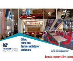 Professional Restaurant Interior Designer Company in Delhi
