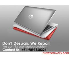 Hp Laptop Service Center In Sec-15,16 Noida