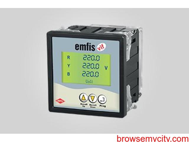 Best Multifunction energy meter - HPL India - 1/4