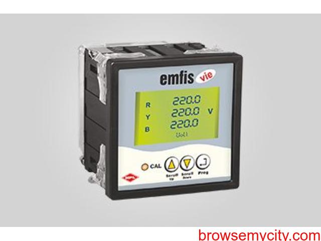 Best Multifunction energy meter - HPL India - 2/4
