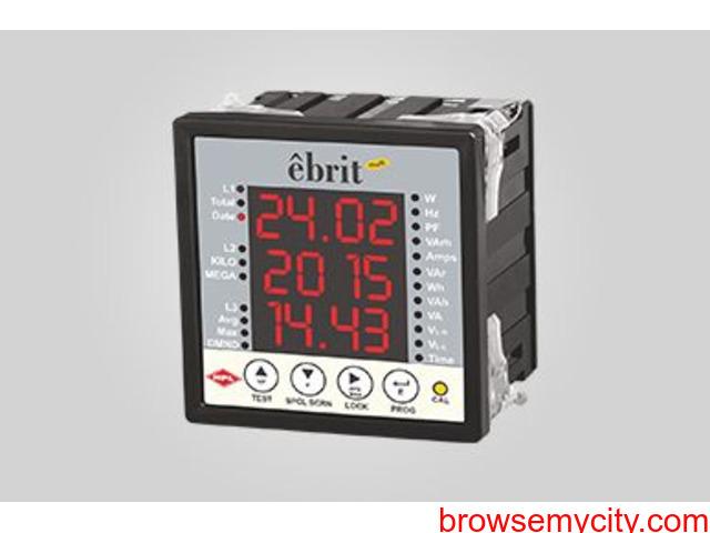 Best Multifunction energy meter - HPL India - 3/4